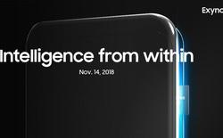 Samsung sẽ trình làng chip Exynos 9820 vào ngày 14/11, sẵn sàng thách thức Apple A12