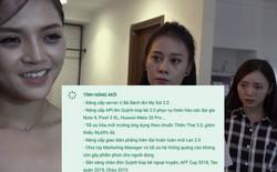 """VTV cập nhật ứng dụng ăn theo phim """"Quỳnh Búp Bê"""": Nâng cấp lên Thiên Thai 2.0 nhưng giao diện vẫn bị cắt 1 phát lẹm chữ"""