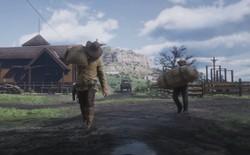 """Youtuber theo chân NPC của """"Red Dead Redemption 2"""" trong 1 ngày và phát hiện ra game này chi tiết quá"""
