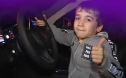 """[Vietsub] Chống đẩy 4105 lần liên tiếp nhưng bị sách Guiness từ chối, cậu bé Nga 5 tuổi được tổng thống trao quà """"an ủi"""" là một chiếc Mercedes C-class."""