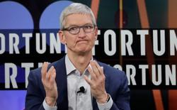Apple đang gặp rắc rối nghiêm trọng, giá cổ phiếu sụt giảm 7%, có nguy cơ đánh mất cột mốc giá trị 1.000 tỷ USD