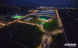 Ngắm tận mắt nhà máy lắp ráp xe máy điện của VinFast, trông chẳng khác nào Gigafactory của Elon Musk!