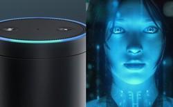 Xin lỗi Cortana, nhưng Microsoft đang khuyên người dùng mua loa có trợ lý ảo Alexa