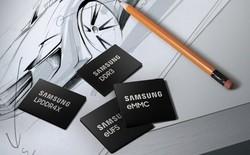 Samsung đang bỏ xa Intel về doanh thu trên thị trường chip nhớ
