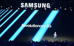 Samsung tham vọng chiếm tới 20% thiết bị mạng 5G bán ra trên toàn thế giới vào năm 2020