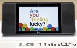 LG ra mắt loa thông minh XBOOM AI ThinQ WK9, có màn hình cảm ứng xem YouTube, trợ lý ảo Google, giá 300 USD