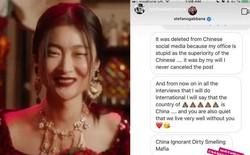 Vài dòng tin nhắn trên Instagram khiến người Trung Quốc tẩy chay Dolce & Gabbana như thế nào?