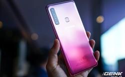 Không phải là Galaxy S10, Galaxy A (2019) mới là dòng đầu tiên của Samsung trang bị cảm biến vân tay dưới màn hình?