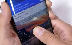 Huawei Mate 20 Pro thất bại trong bài kiểm tra uốn cong