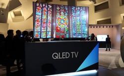 Q3/2018: Thị trường TV không thay đổi, Samsung và LG còn dẫn đầu đến bao giờ đây?