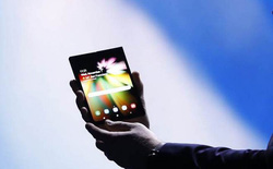 Smartphone màn hình gập của Samsung sẽ có giá lên tới 2500 USD, bằng hai chiếc iPhone XS Max bản 256GB