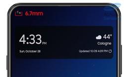 """Samsung Galaxy S10 sẽ sử dụng thiết kế của Galaxy A8s nhưng """"nốt ruồi"""" duyên hơn?"""
