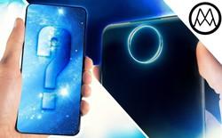 Smartphone bí ẩn của Vivo xuất hiện trong video đập hộp, có hai màn hình cùng vòng tròn thông báo độc dị