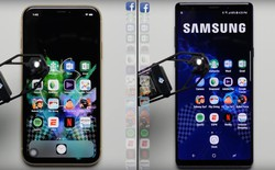 Thử nghiệm tốc độ thực tế, iPhone XR không thua kém Galaxy Note9 dù có RAM ít hơn