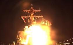 Xem Hải quân Mỹ dùng tên lửa đánh chặn bắn nổ tung quả bom nguyên tử giả trên Vũ trụ