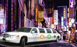 Du khách đến thăm Tokyo có thể thuê xe limousine bằng Bitcoin