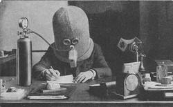 """Có thể bạn chưa biết: Con người từng phát minh ra """"mũ chống mất tập trung"""" vào năm 1925 nhưng trông hơi sợ"""