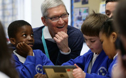 CEO Apple khuyên lớp trẻ nên đi học code, quan trọng hơn học tiếng Anh