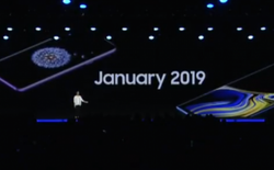Galaxy S9/S9+/Note 9 sẽ được lên đời Android Pie vào tháng 1 năm sau