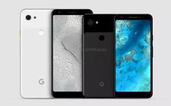 Pixel 3 Lite XL lộ diện với thiết kế không tai thỏ, màn hình 6 inch, viền bezel siêu dày