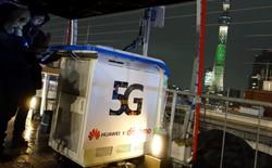 4 nhà mạng Nhật Bản tuyên bố không dùng công nghệ và thiết bị 5G của Huawei và ZTE