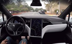 Bản thân Elon Musk tự tin tuyệt đối vào khả năng tự lái của xe Tesla, không có nghĩa tài xế nên làm vậy