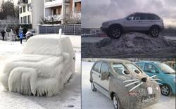 Bạn thấy mưa phùn gió bấc miền Bắc mấy ngày qua thật kinh khủng? Hãy xem mùa đông các nước phương Tây còn kinh dị hơn nhiều này!