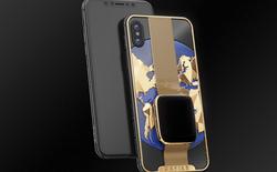 Dung hợp iPhone Xs Max và Apple Watch mạ vàng 24K, thiết bị cầm tay sang chảnh này có giá nửa tỷ đồng