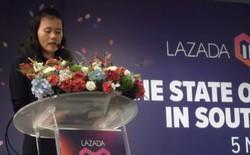 Chỉ sau 9 tháng, nữ CEO Lucy Peng của Lazada bị thay thế