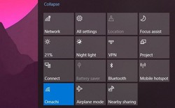 Windows 10 sắp cho phép bạn tự tạo ra các Quick Action của riêng mình