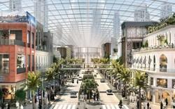 Nếu một ngày biến đổi khí hậu khiến thế giới bên ngoài không thể sống nổi, Dubai đã có cách khắc phục