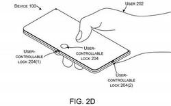 Sáng chế mới cho thấy Microsoft vẫn đang theo đuổi smartphone màn hình gập