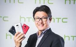 HTC vẫn nuôi ý định ra mắt smartphone cao cấp để cạnh tranh với iPhone