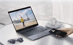 Huawei giới thiệu phiên bản MateBook 13: viền siêu mỏng, chip Intel thế hệ thứ 8, chỉ nặng 1,28kg, giá từ 725 USD