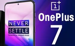 Cùng xem concept của OnePlus 7, chào mừng kỷ nguyên smartphone màn hình đục lỗ