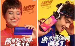 Xiaomi Play lộ diện trên ảnh quảng cáo, màn hình giọt nước, camera kép và 10 màu gradient