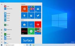 Microsoft cải tổ Start Menu và tăng cường bảo mật trên bản preview mới của Windows 10