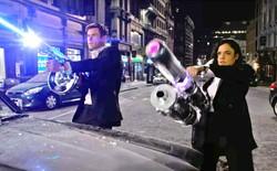 Làm thần mãi rồi, Thor và nữ cận vệ chuyển sang săn đuổi người ngoài hành tinh xấu xa trong Men in Black 4