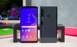 Samsung Galaxy A10 có thể được trang bị cảm biến vân tay dưới màn hình