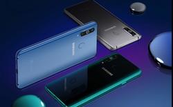 Nhà bán lẻ hé lộ mức giá cực cạnh tranh cho smartphone màn hình Infinity-O Galaxy A8s, chỉ 10 triệu đồng tại Trung Quốc