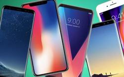 5 mẫu smartphone tốt nhất năm 2018 theo bình chọn của tạp chí Fortune danh tiếng