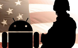 Quân đội Mỹ sử dụng ứng dụng Android có lỗ hổng trong chiến đấu