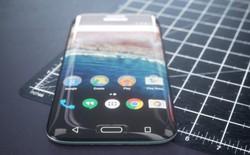 Smartphone tầm trung của Samsung sẽ được trang bị màn hình LCD uốn cong tràn hai cạnh