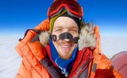 Nhà thám hiểm 33 tuổi này là người đầu tiên một mình vượt qua Nam Cực, sống nhờ thanh năng lượng và đồ ăn khô đóng băng