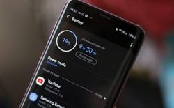 Bản cập nhật Android 9 Pie khiến Galaxy S9 và S9+ gặp lỗi sụt pin