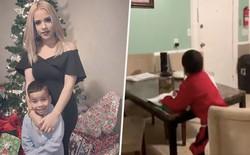 Bị mẹ bắt quả tang đang nhờ Alexa làm hộ bài tập toán, cậu nhóc 6 tuổi khiến Internet xôn xao