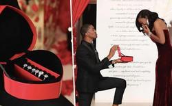 Góc chắc ăn: Anh chàng Mỹ sắm hẳn 6 cái nhẫn cưới để cầu hôn bạn gái