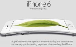 Lộ bằng sáng chế cho thấy Apple đang nghĩ về những chiếc iPhone màn hình gập