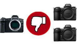 Fstoppers: Canon và Nikon đều đã ra mắt những máy ảnh tệ nhất năm 2018