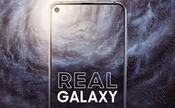 Samsung xác nhận sẽ trình làng Galaxy A8s với màn hình Infinity-O vào ngày 10/12
